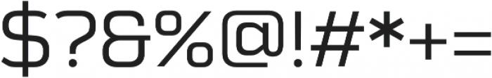 Schwager Sans Regular otf (400) Font OTHER CHARS