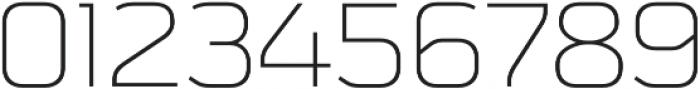 Schwager Sans otf (100) Font OTHER CHARS
