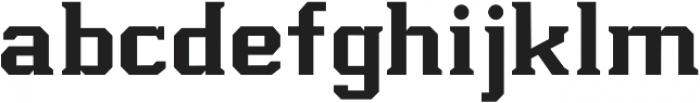 Scoreline Light otf (300) Font LOWERCASE