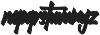 Scotland stories extrude otf (400) Font LOWERCASE