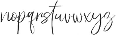 Scotlandis otf (400) Font LOWERCASE