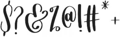 Scout Sans otf (400) Font OTHER CHARS