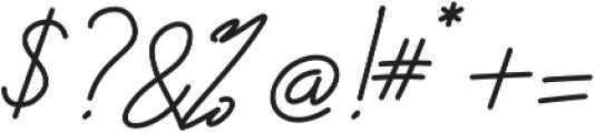 Scoutline otf (400) Font OTHER CHARS