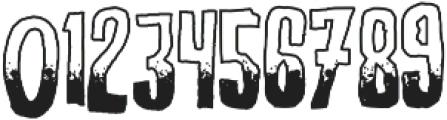 Screature Sundowner otf (400) Font OTHER CHARS