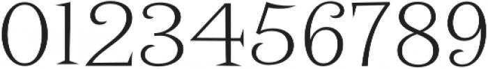 Screwby Light otf (300) Font OTHER CHARS