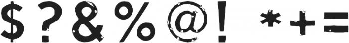 Script Calm Light otf (300) Font OTHER CHARS