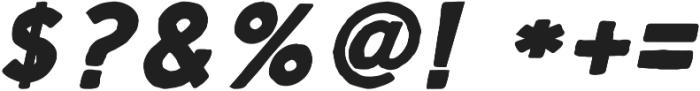 Script Calm otf (700) Font OTHER CHARS