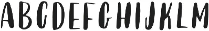 Script Cool otf (400) Font UPPERCASE