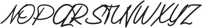 Scripture otf (400) Font UPPERCASE