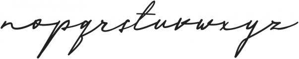Scripture otf (400) Font LOWERCASE