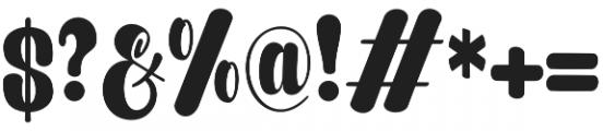 scylla sans otf (400) Font OTHER CHARS