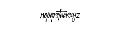 Scotland stories stamp.otf Font LOWERCASE