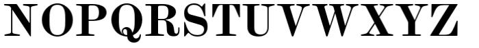 Scotch Micro Bold Font UPPERCASE