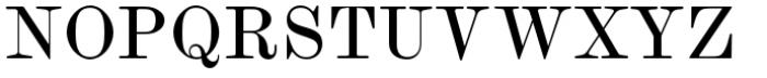 Scotch Micro Regular Font UPPERCASE