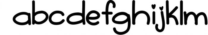 Scout & Rose Handwritten Font Bundle - 6 fonts! 1 Font LOWERCASE