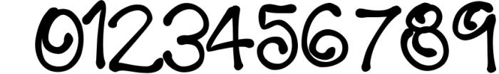 Scout & Rose Handwritten Font Bundle - 6 fonts! 2 Font OTHER CHARS