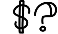 Scout & Rose Handwritten Font Bundle - 6 fonts! 4 Font OTHER CHARS
