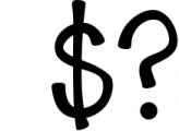 Scout & Rose Handwritten Font Bundle - 6 fonts! 5 Font OTHER CHARS