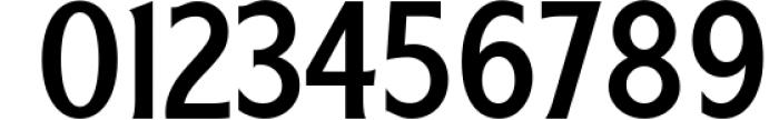 Scouthels Typeface - Clean Sans Font Font OTHER CHARS