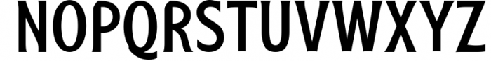 Scouthels Typeface - Clean Sans Font Font UPPERCASE
