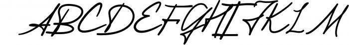Scripture Font UPPERCASE