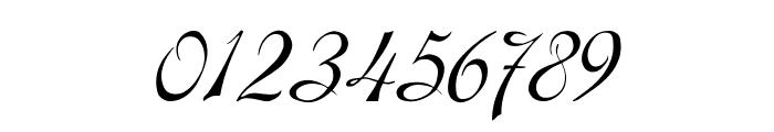 SCRIPT 9 Font OTHER CHARS