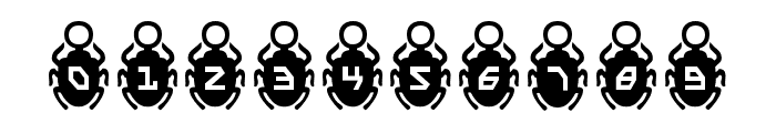 Scarab Solid Font OTHER CHARS