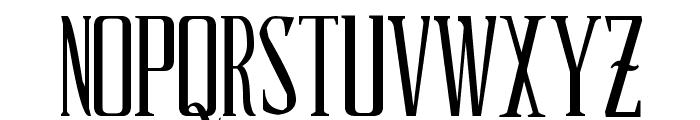 Schindler s Font Font UPPERCASE