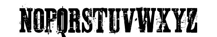 Schkorycza Font LOWERCASE