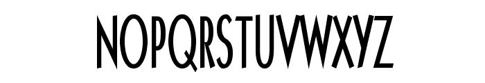 Schlimeyer Book Font UPPERCASE