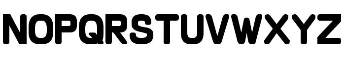 Schnaubelt Bold Font UPPERCASE