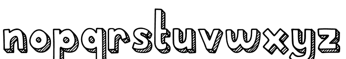 School Holic 5 School Holic 5 Font LOWERCASE