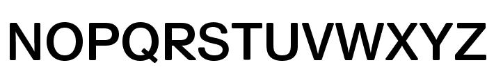 SchulVokalDotless Font UPPERCASE