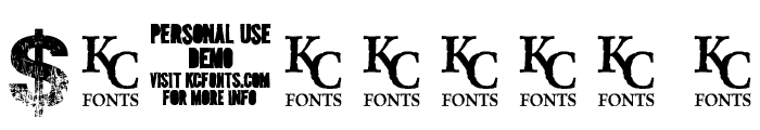 ScorchedEarth Font OTHER CHARS