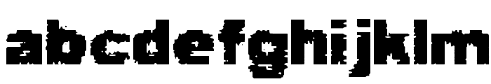 Scottie and Judy Font LOWERCASE