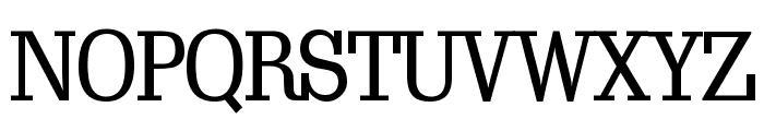 ScoutLightDB Normal Font UPPERCASE