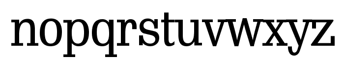 ScoutLightDB Normal Font LOWERCASE