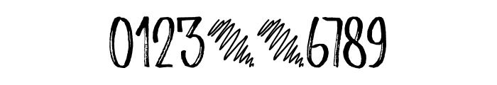 Scratch Up DEMO Regular Font OTHER CHARS