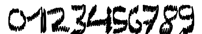 ScratchTimes Font OTHER CHARS