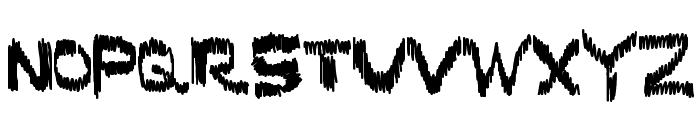 ScratchTimes Font LOWERCASE