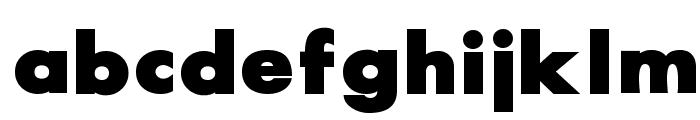 Scream alternative Font LOWERCASE