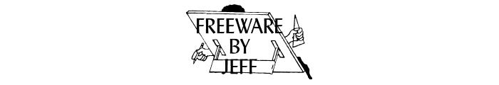 Screen Scrawls JL Font UPPERCASE