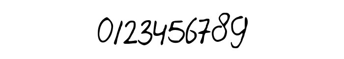 Scribble_Scrabble Font OTHER CHARS
