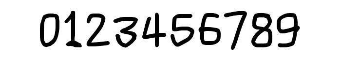 Scribbler ExtraBold Font OTHER CHARS