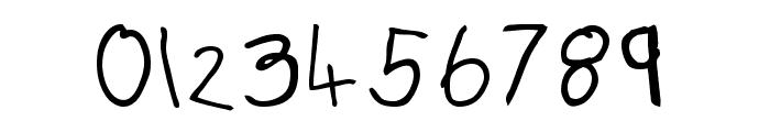 Scribeedoo Font OTHER CHARS