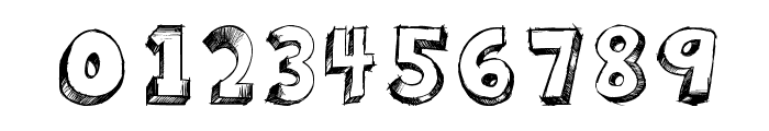 scoolar tfb Font OTHER CHARS
