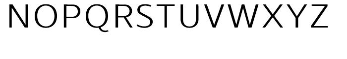 Schar Regular Font UPPERCASE