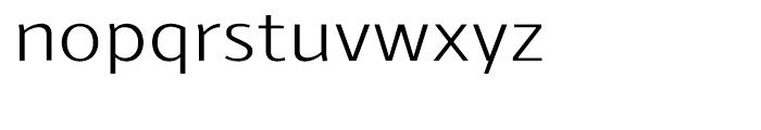 Schar Regular Font LOWERCASE