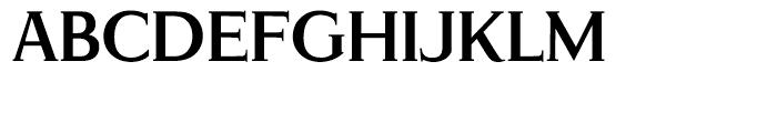 Schiller Antiqua Extra Bold Font UPPERCASE