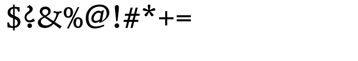 Schneidler Mediaeval Discaps Medium d Font OTHER CHARS